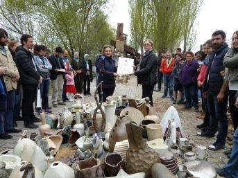 3. Ulusal Alternatif Seramik Pişirim Çalıştay'ı Gerçekleştirildi