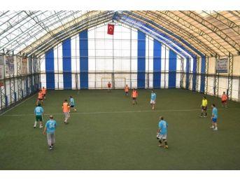 Alaplı Kaymakamlığı Futbol Turnuvası Düzenledi