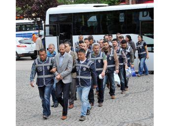 Bursa'da Sgk Operasyonunda 3 Tutuklama