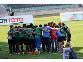 Denizlispor'da Hedef 3 Maçta 9 Puan