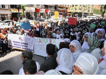 Mahabad'a Destek Eylemine Katılan Kışanak: Bu Isyanın Doğru Okunması Gerekir