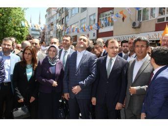 Ak Parti'den Büyük İstanbul Mitingine Başbakanın Mektubuyla Davet