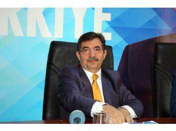Çevre Ve Şehircilik Bakanı İdris Güllüce: