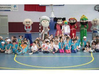 Küçükçekmece'de Okul Öncesi Spor Şenlikleri Başladı