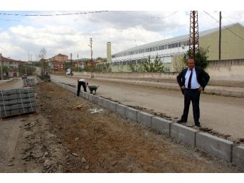 Taşköprü Belediyesi, Baharla Birlikte Çalışmalarına Başladı