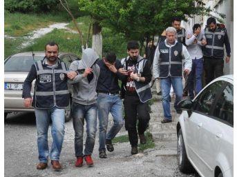 Kütahya'da Uyuşturucu Operasyonu: 6 Gözaltı