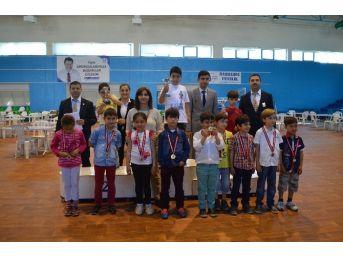 Bodrum'da Satranç Turnuvası Heyecanı Yaşandı