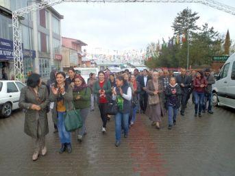 Varto'da Alevi Katliamı Protesto Edildi
