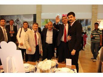 Nebati, Halef Selef Başkanları Buluşturdu