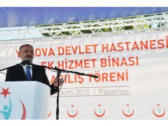 Bakan Müezzinoğlu: Kuş Gribine Karşı Teyakkuz Halindeyiz (2)