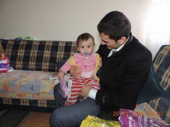 Çaycuma'da Hoşgeldin Bebek Projesi