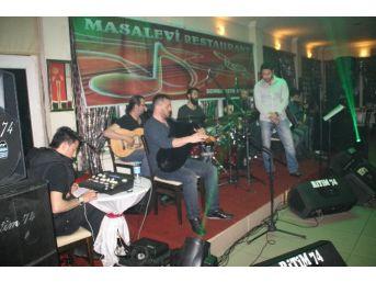 Devrek'te Karadeniz Konseri Büyük İlgi Gördü