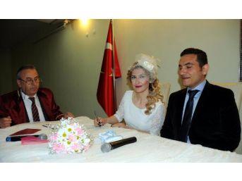 Zonguldak'ta '5.5.2015'te Evlenme Yoğunluğu...