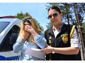 İkiz Kardeşine Fuhuş Yaptıran Kadın Suçüstü Yakalandı