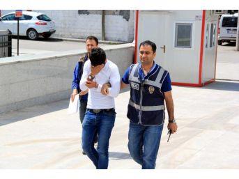 Adıyaman'Da Kablo Hırsızlığına 2 Gözaltı