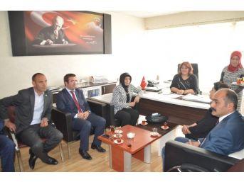 Hdp Ağrı Milletvekili Adayı Zana'nın Seçim Çalışmaları