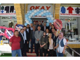 Bitlis'in Fabrikadan Halka İlk Satış Mağazası Tatvan'da Açıldı