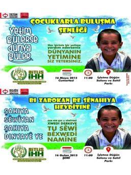 Bitlis'te Çocuklarla Buluşma Şenliği