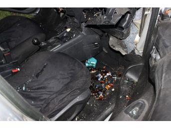 Chp'nin Seçim Minibüsü Kaza Yaptı: 1 Ölü, 8 Yaralı