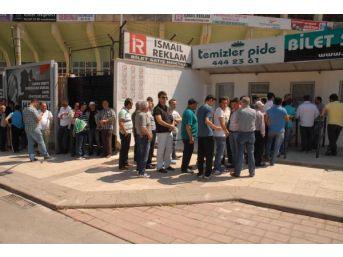 Denizlispor'da Bilete Hücum