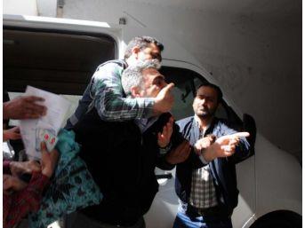 Gaziantep'te Gözaltına Alınan 5 Polis Adliyede