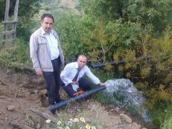 Ödemiş'te Sulama Suyu Şebeke Hattı Tamamlandı