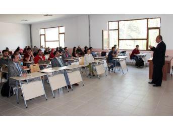 Başkan Arslan'dan, Öğrencilere Girişimcilik Dersi