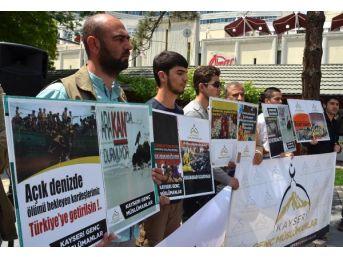 Kayseri Genç Müslümanlar Derneği: Arakanlı Müslülalar Yalnız Bırakıldı