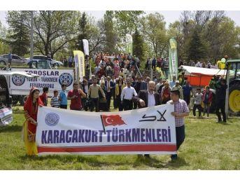 Kırşehir'de 4. Karacakurt Şenliği