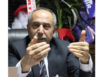 Mhp İl Başkanı Arif Ekici'den Provokosyona Karşı Açıklama