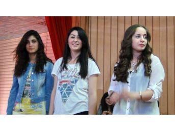 Ses Yarışmasında Liseliler Coştu, Coşturdu