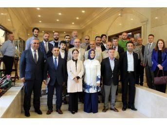 Bakan İslam Gazetecilere Bakanlık Programlarını Anlattı