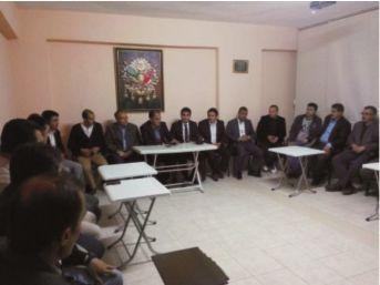 Sorgun'da Eğitim Bir-sen Okul Müdürleri İstişare Toplantısı Yapıldı