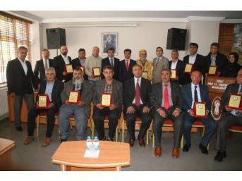 Yozgat'ta Ahilik Haftası Kutlamaları Başladı