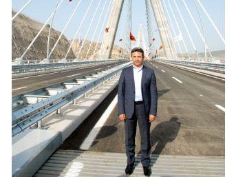 Ak Parti'li Aydın, Cumhurbaşkanı'nın Adıyaman Ziyaretini Değerlendirdi