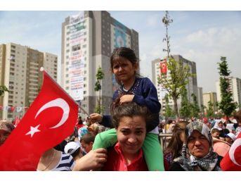 Ankara Mamak Kentsel Dönüşüm Projesi Açılış Töreni