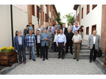 Başkan Tiryaki Sınıf Arkadaşları İle Buluştu