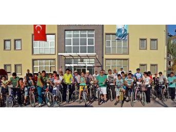 Demre'de 7'den 70'e Bisiklet Turu
