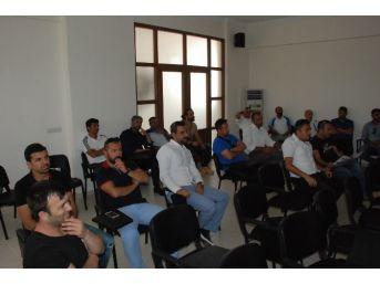Didim Belediyespor'da Bedri Altıntaş Güven Tazeledi