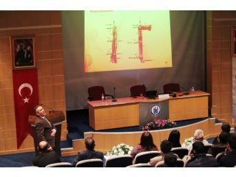 """Bayburt Üniversitesi Tarafından """"robotik Ve Endüstriyel Robotlar"""" Adlı Konferans Düzenlendi"""