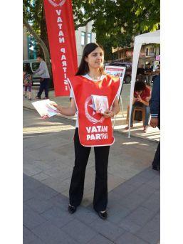 Vatan Partisi Milletvekili Adayına Gözaltı