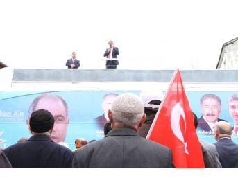 Ak Partili Fırat'tan, Şeyh Said Çıkışı