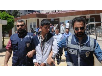 Gaziantep'te Cinayet Şüphelisi 3 Kişi Adliyeye Sevk Edildi