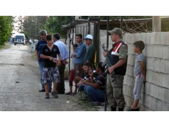 Kırıkhan'da Kavga: 4 Yaralı