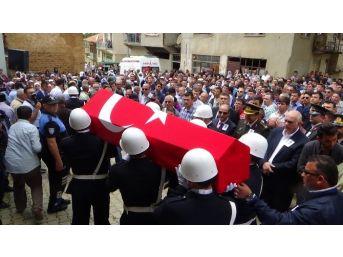 Şehit Polis Memuru Isparta'da Toprağa Verildi