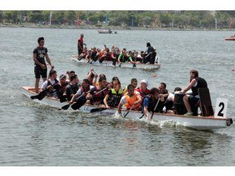 4. Uniçek Küçükçekmece Su Sporları Festivali Başladı