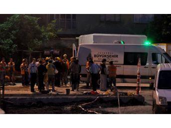 Temeli Dün Atılan Metro Inşaatındaki Feci Kazada Bir Işçi Öldü
