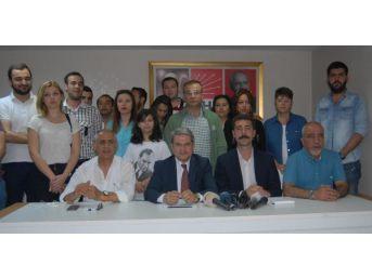 Chp'lilerden, Ak Partili İçten'in İzmir Ile Ilgili Tweetlerine Tepki