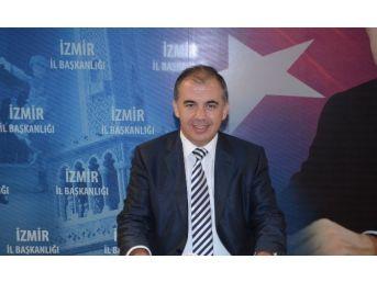 Delican, İçten'in İzmir Yorumlarına Katılmadı