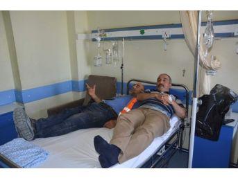İzmir'de Hastaneye Kaldırılan İşçi Sayısı 40'a Ulaştı